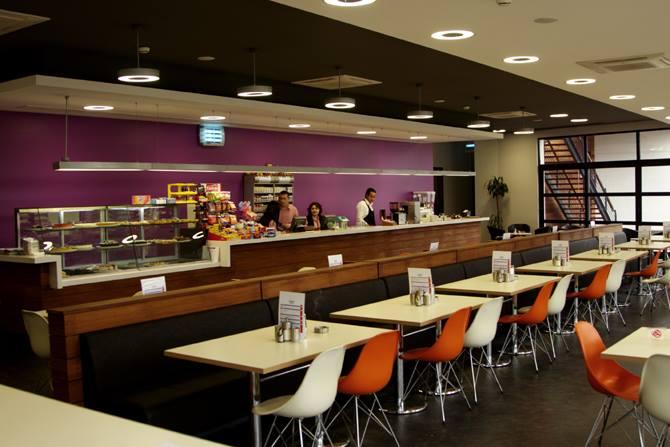 Kartal Siemens Cafeterya Projesi